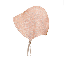 Linen Reversible Bonnet - Polly