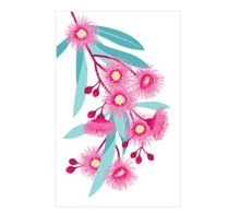 Flowering Gum Tea Towel
