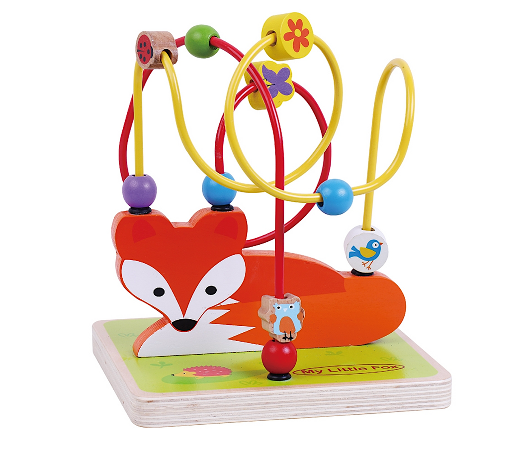 Fox Bead Abacus
