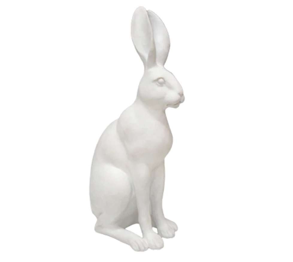 White Harold The Hare