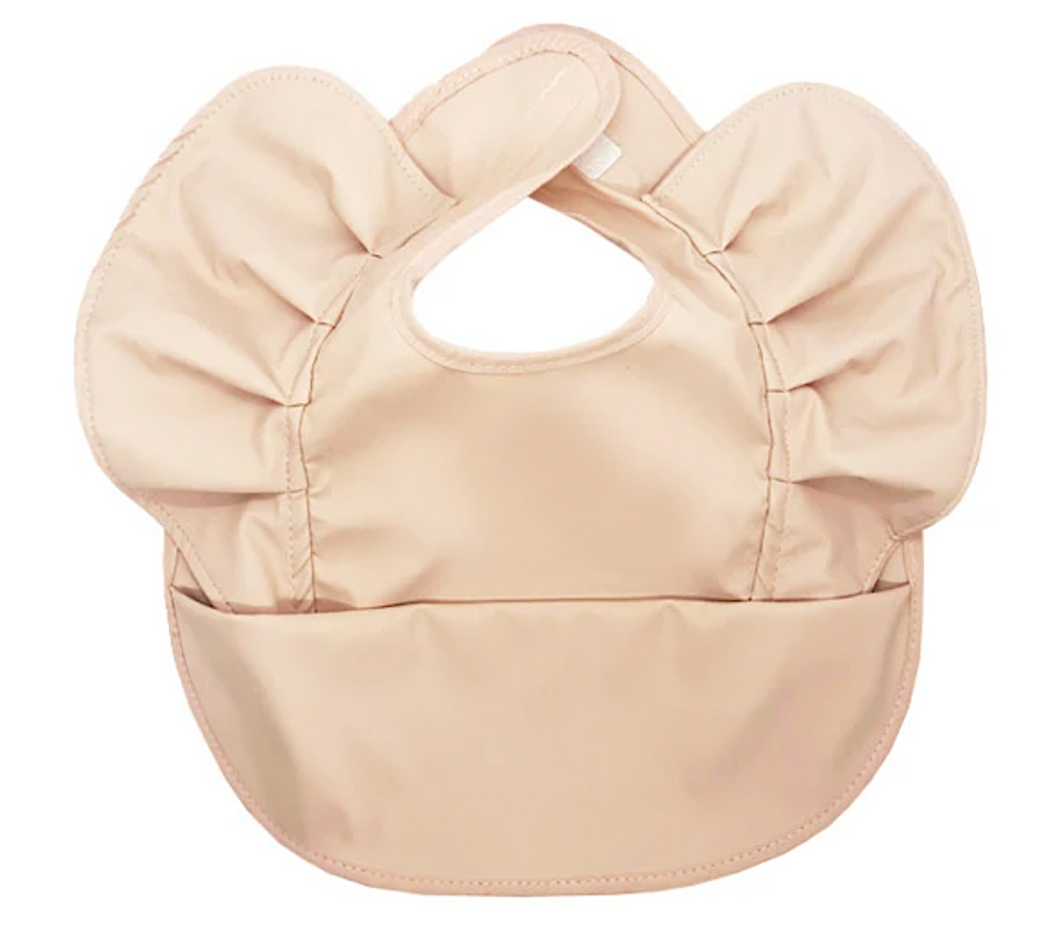Nude Waterproof Bib