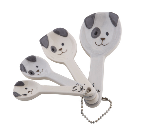 Spotty Dog Measuring Spoons