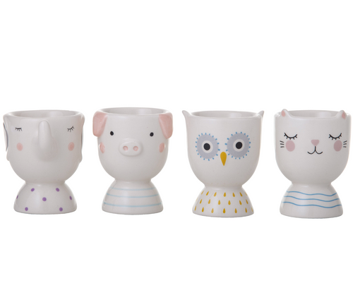 Animal Friends Egg Cups