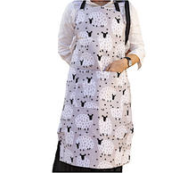 Grey Sheep Apron