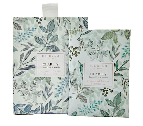 Clarity Scented Sachets