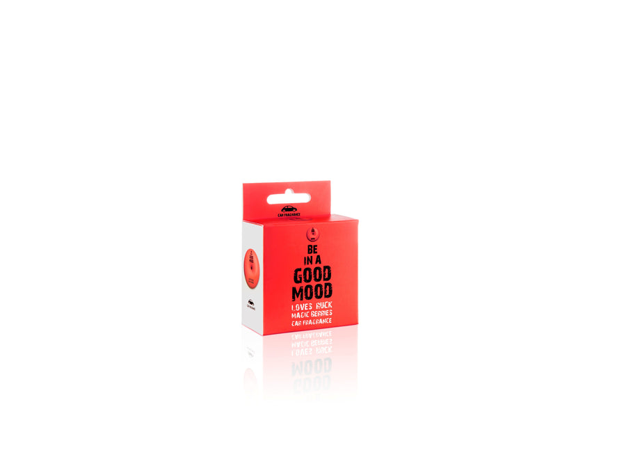 Be In A Good Mood Love Struck Magic Berries Car Fragrance - Gifted Products
