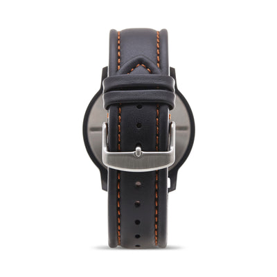ATOP WORLD TIME WATCH MODERN LEATHER SERIES WWB-5 - Gifted Products