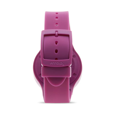 ATOP WORLD TIME WATCH PURPLE - Gifted Products
