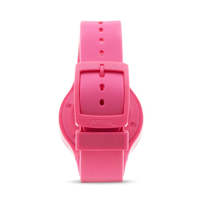 ATOP WORLD TIME WATCH PINK - Gifted Products