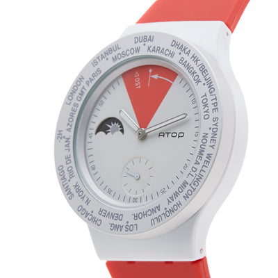 ATOP WORLD TIME WATCH CANADA - Gifted Products