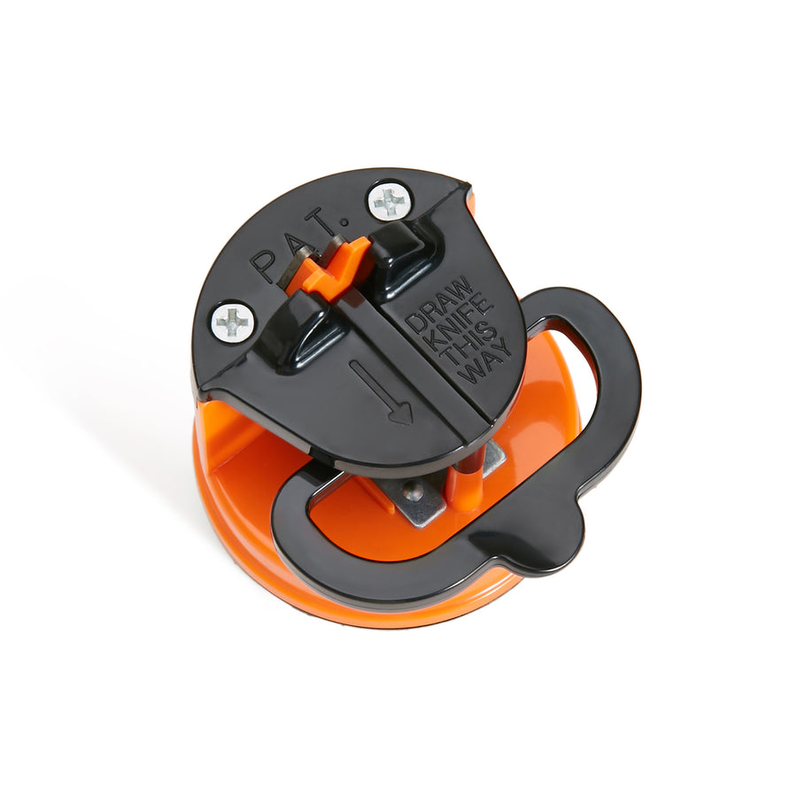 Knife Sharpener - Orange - Gifted Products