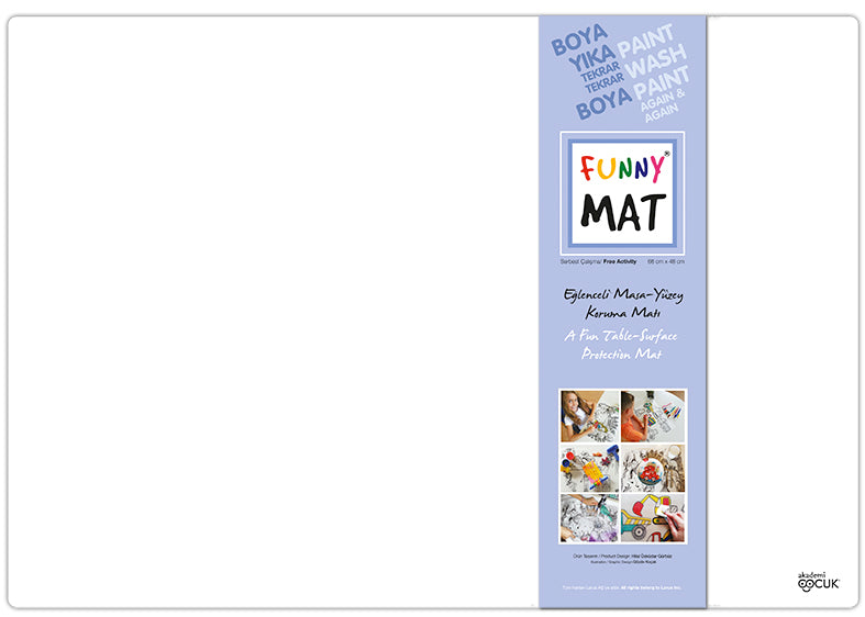 FUNNY MAT - FREE ACTIVITY - Gifted Products