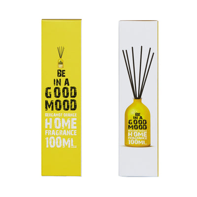 Be In A Good Mood Energetic Bergamot Orange Home Fragrance - Gifted Products