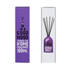 Be In A Good Mood Creative Lavender Leaf Home Fragrance - Gifted Products