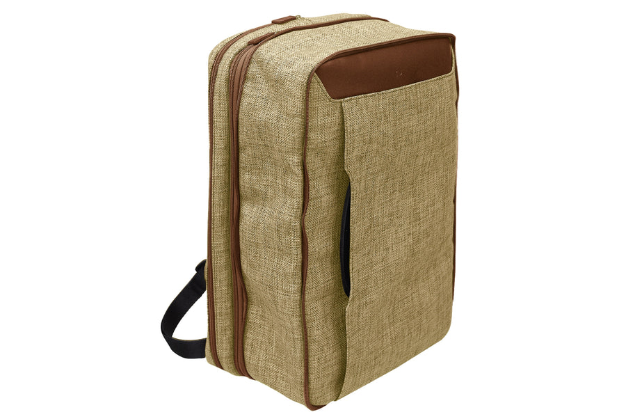 QUATTRO SAC LAPTOP BAG  | CHOCOLATE - Gifted Products