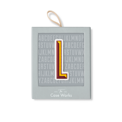 LETTER STICKER L - Gifted Products