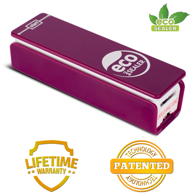 ECO SEALER PURPLE - Gifted Products