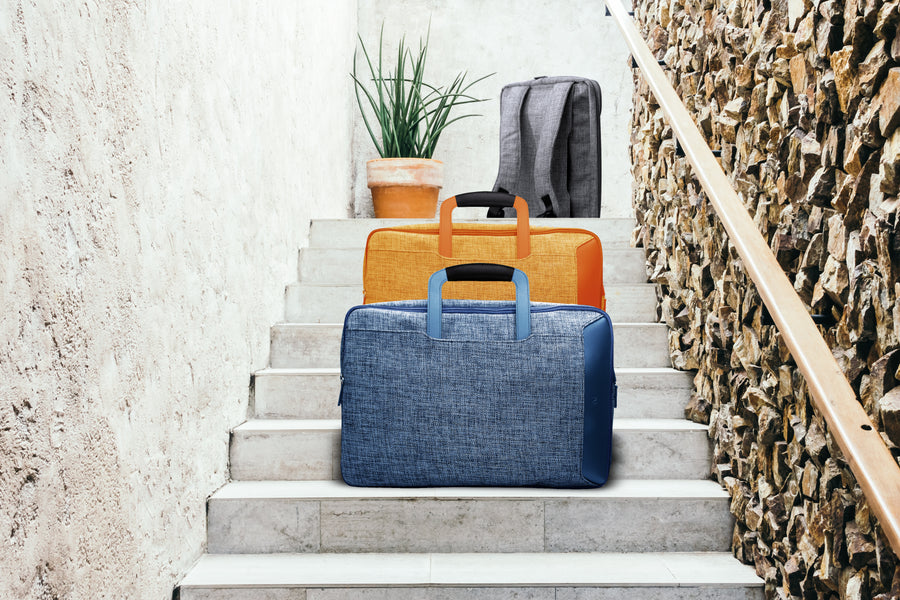 QUATTRO SAC LAPTOP BAG  | COBALT BLUE - Gifted Products