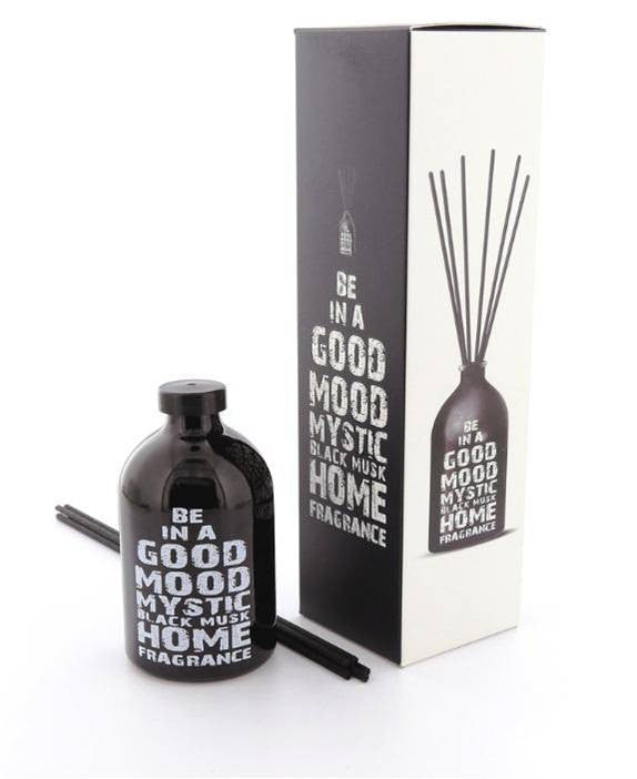 Be In A Good Mood Mystic Black Musk Home Fragrance - Gifted Products