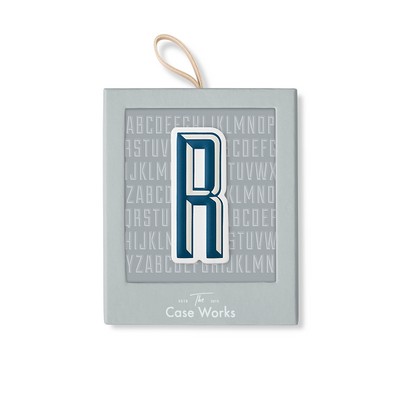 LETTER STICKER R - Gifted Products