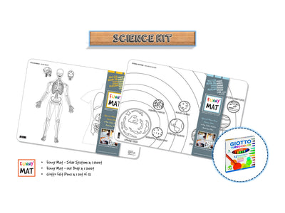 FUNNY MAT - SCIENCE KIT - Gifted Products
