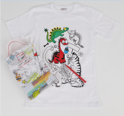 FUNNY T-SHIRT DINOSAURS | MEDIUM - Gifted Products