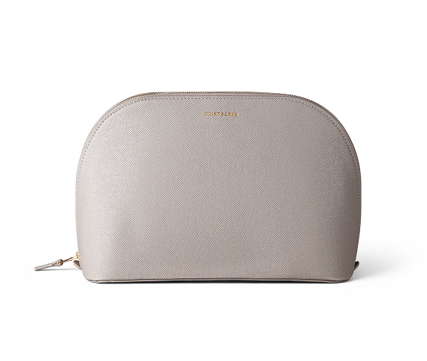 TOILETRY BAG GREY - Gifted Products