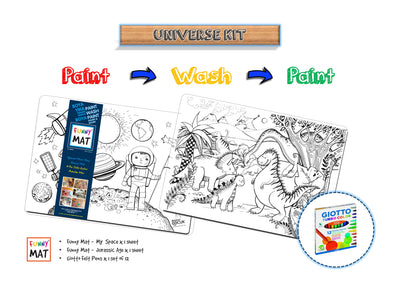 FUNNY MAT - UNIVERSE KIT - Gifted Products