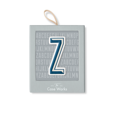 LETTER STICKER Z - Gifted Products