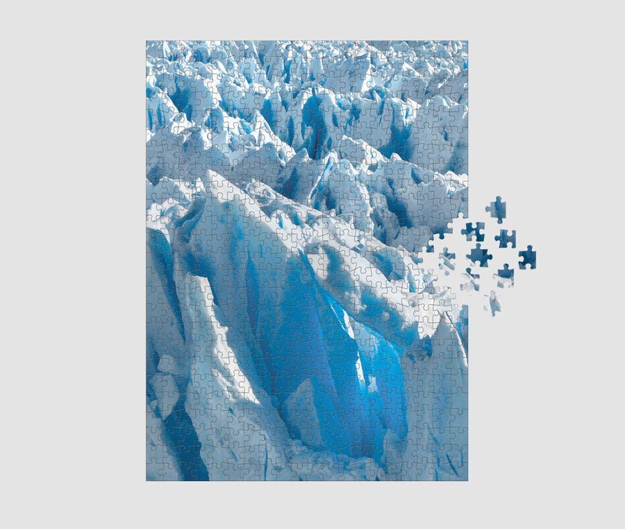 PUZZLE- GLACIER - Gifted Products