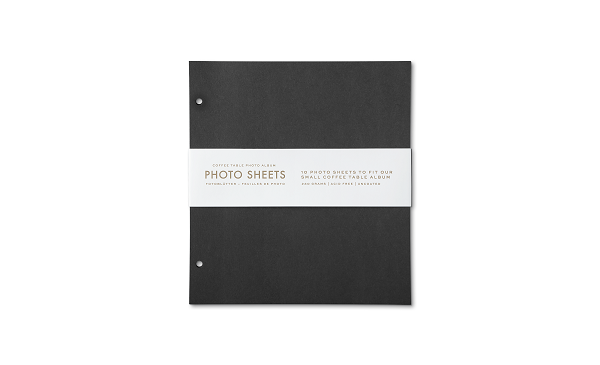 PHOTO ALBUM-10 PACK REFILL PAPER-S - Gifted Products