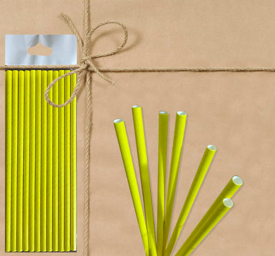 Paper Straw - Pastel - Gifted Products