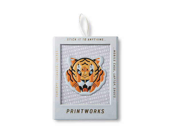 ICON STICKER  TIGER - Gifted Products