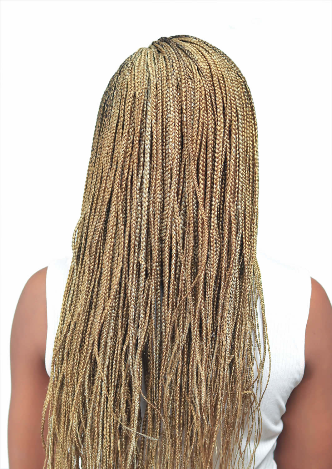Cornrow Tiwa Side Part Braid Wig Color 27 22 Inches Wow Braids