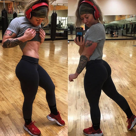 Booty Boost™ Push Up Leggings