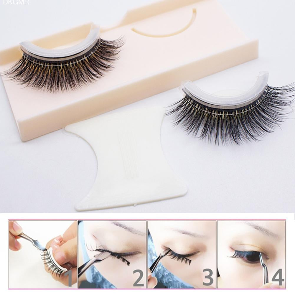 Reusable Self Adhesive Fake Eyelashes