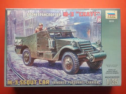 M-3 SCOUT CAR  armored personnel carrier