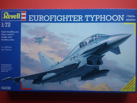 Eurofighter typhoon / twinseater