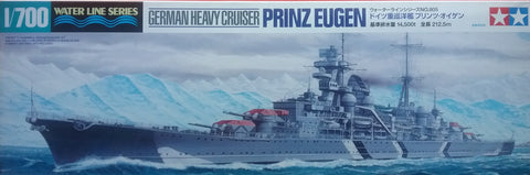 German heavy cruiser  PRINZ EUGEN