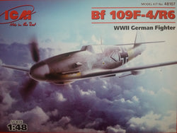 Bf 109F-4/R6