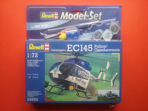 Eurocopter EC145  poliisi/santarmi   Model-Set