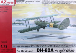 "De Havilland DH-82 ""Tiger Moth"""