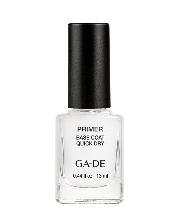 PRIMER BASE COAT QUICK DRY – GA-DE Cosmetics