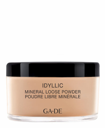 idyllic mineral loose powder 101 dust package