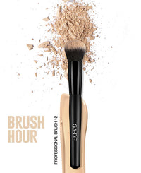 blush and contour brush