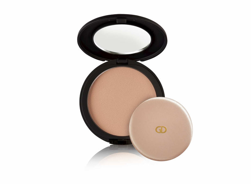 basics smoothing silky pressed powder 500 cool beige