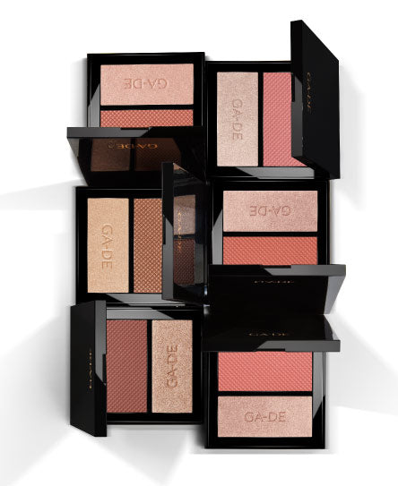 velveteen blush and shimmer duet