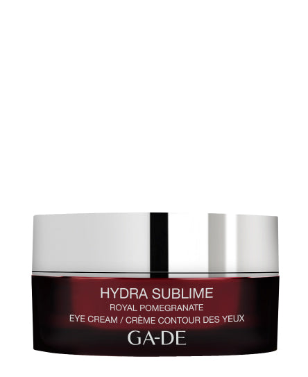 hydra sublime royal pomegranate eye cream