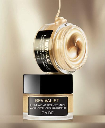 revivalist illuminating peel off mask