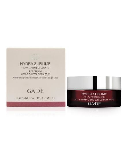 hydra sublime eye cream package